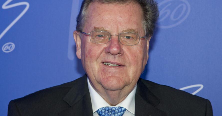 Josef Fendt steht seit 24 Jahren an der Spitze des Rennrodelverbandes. Foto: picture-alliance