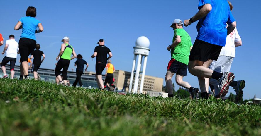 """Am 29. März beginnt die Laufsaison mit dem sogenannten """"Run up"""". Foto: picture-alliance"""