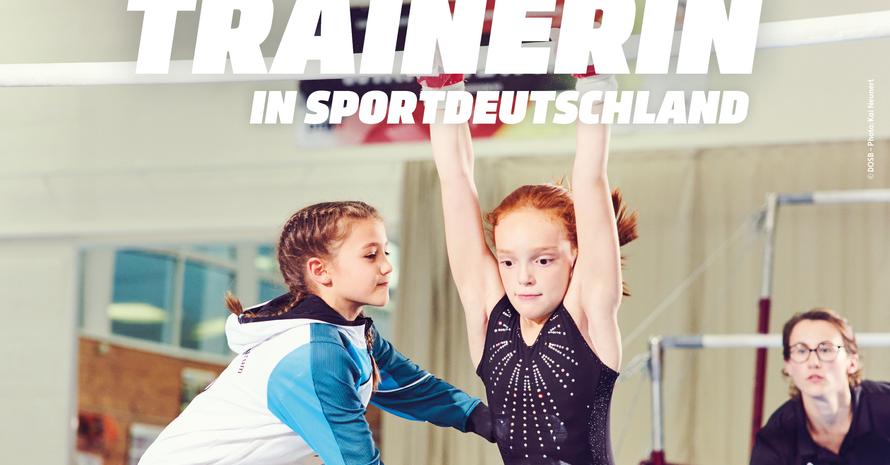 """Mit Unterstützung durch Olympic Solidarity konnte die Motivserie """"Was ich später werden will – TrainerInSportdeutschland"""" umgesetzt werden. Foto: DOSB"""