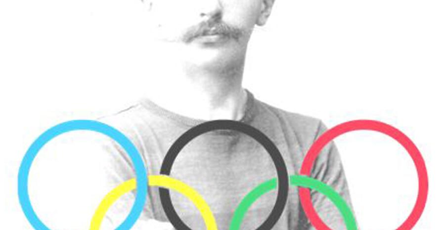 1894 gründete Pierre de Coubertin das Internationale Olympische Komitee. Foto: DOA