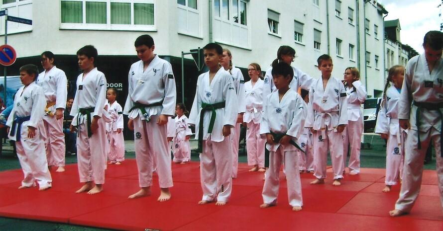 Kampfsportgala 2007 (Foto: Integration durch Sport)