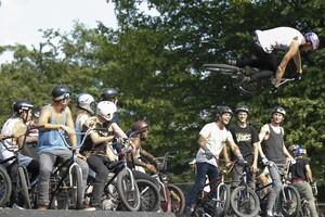 Der BDR veranstaltet einen Online-Talentwettbewerb für junge BMX-Freestyler. Foto: picture-alliance