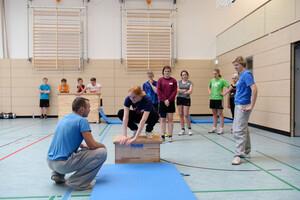 """Das Hauptziel des Projekts besteht darin, """"die erste europaweite Landkarte für Beschäftigung und Qualifikation für den gesamten Sport- und Bewegungssektor zu erstellen"""". Foto: LSB NRW"""