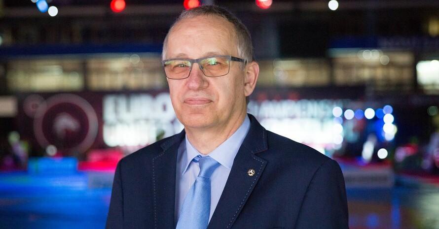 United World Wrestling (UWW) Europa hat den Generalsekretär des deutschen Ringerbundes, Karl-Martin Dittmann zum Präsidenten gewählt. Foto: picture-alliance