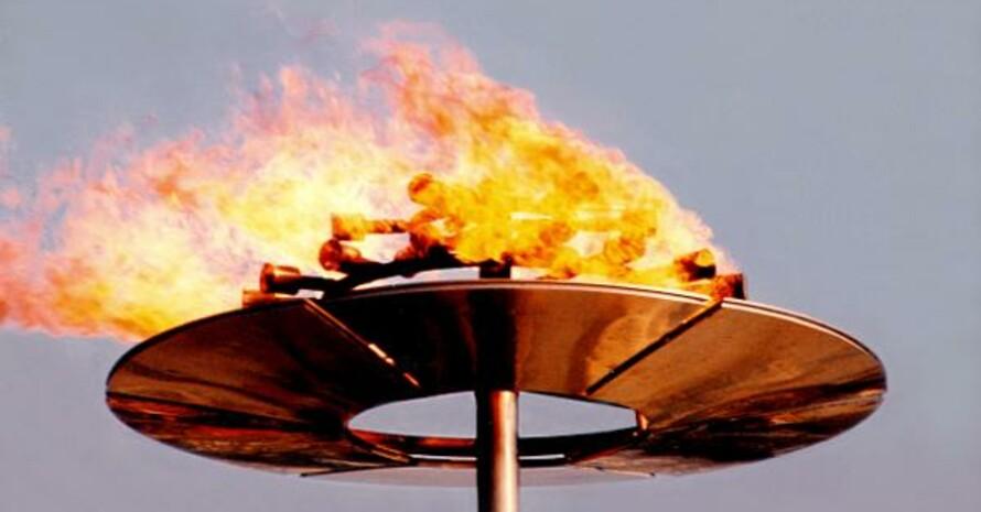 Das olympische Feuer wird für die Jugendspiele in Innsbruck zuerst virtuell entzündet. Foto: picture-alliance