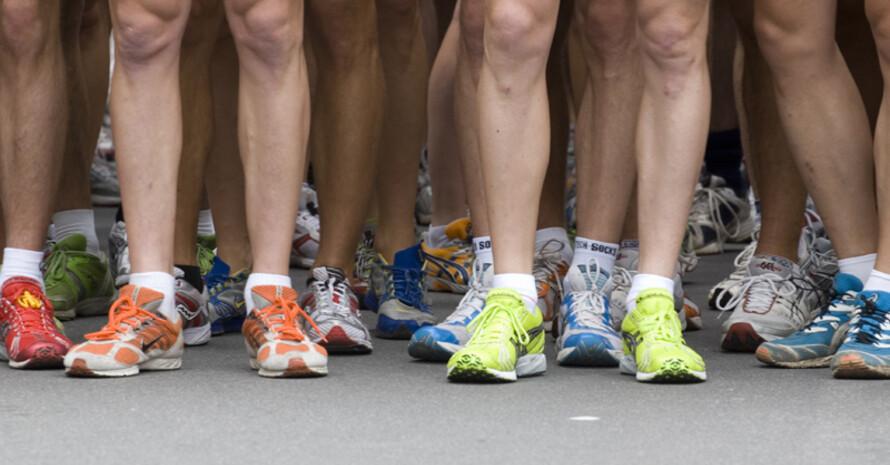 Am 28. März wird in Darmstadt die Laufsaison eröffnet. Copyright: picture-alliance