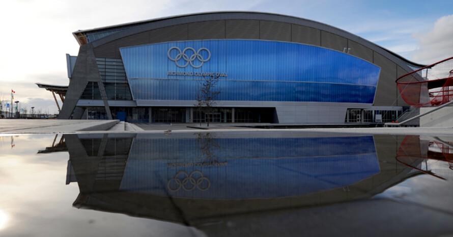 Als erfolgreichste Sportanlage ausgezeichnet: das Richmond Olympic Oval in Vancouver. Foto: picturea-alliance