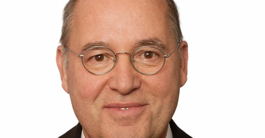 Gregor Gysi setzt sich für eine solidarische Gesellschaft ein. Foto: Die Fraktion die Linke