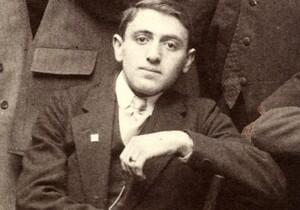 Julius Hirsch, deutscher Nationalspieler jüdischen Glaubens, wurde 1943 in Auschwitz-Birkenau ermordet. Foto: DFB