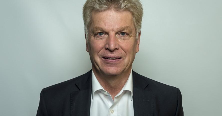 Jürgen Kessing ist mit 147 Ja-Stimmen, 16 Nein-Stimmen sowie zwei Enthaltungen für vier weitere Jahre als Präsident des Deutschen Leichtathletik-Verbandes bestätigt worden. Foto: DLV