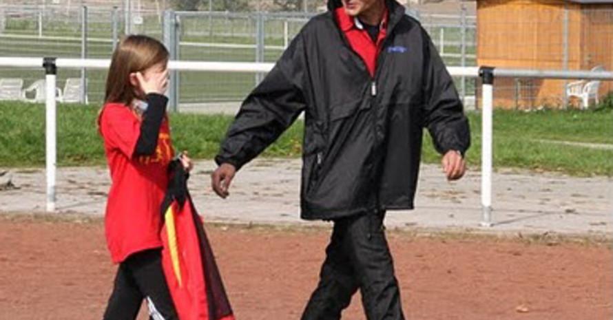 Frank Lilienthal hat sein diesjähriges Sportabzeichen schon in der Tasche (Quelle: LG Kaufungen)