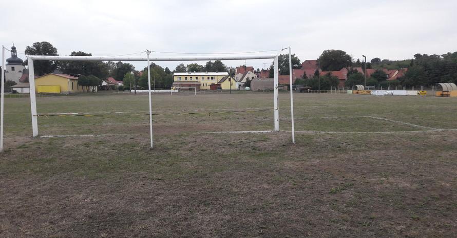 Nachhaltige Sportplatzsanierung Foto: LSG 80 Oberheldrungen