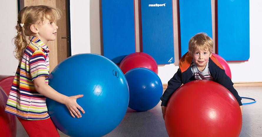 Kindheit und Bewegung war der Schwerpunkt des zweiten Kinder- und Jugendsportberichts. Copyright: picutre-alliance