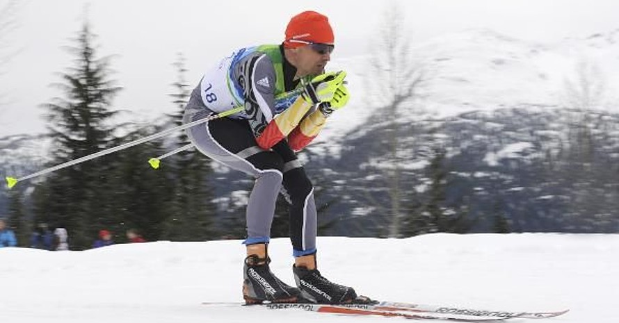 Tobias Angerer konnte als einziger die Phalanx der taktisch clever gelaufenen Schweden durchbrechen. Copyright: picture-alliance