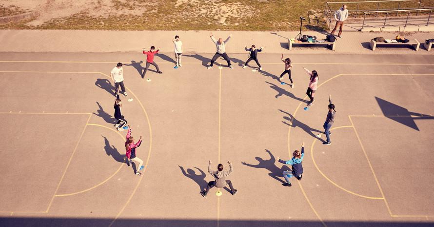 """Initiative: IcanDo@School"""" Foto: IcanDo"""