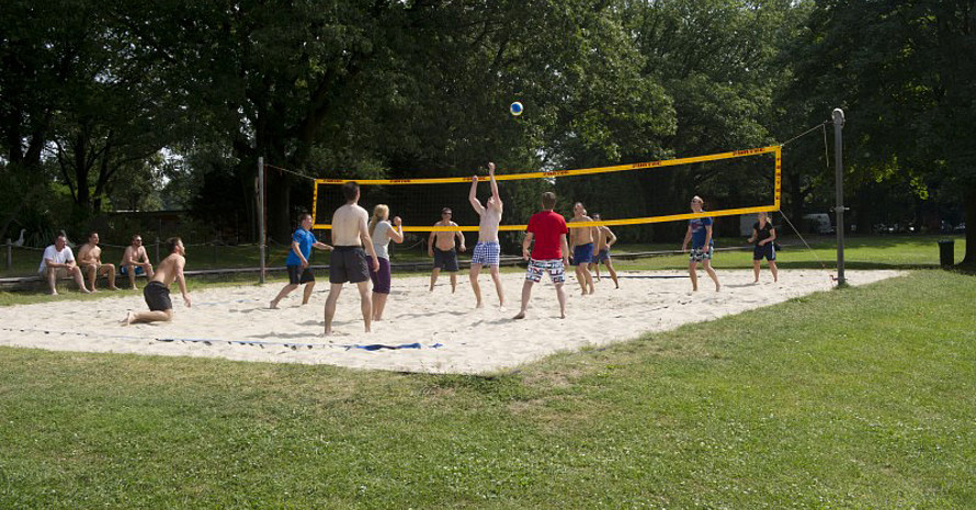 Die Lebensqualität in Städten und Gemeinden kann durch Sport gefördert werden. Foto: LSB NRW