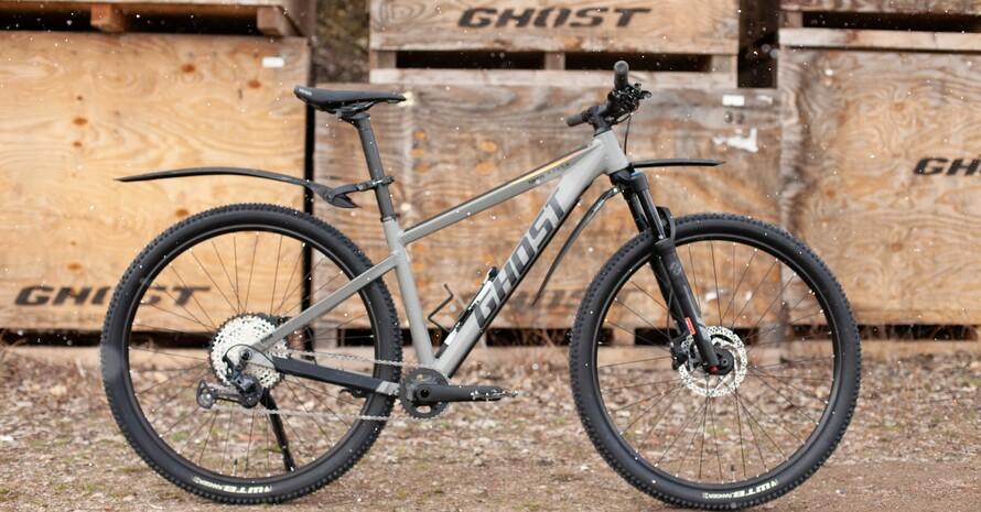 Mit den Ghost Bikes können sich die Mitglieder der deutschen Delegation im Olympischen Dorf flotter bewegen. Foto: Ghost Bikes