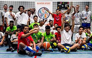 Der Bunte Sport in Nürnberg. Foto: Will/Bunter Sport