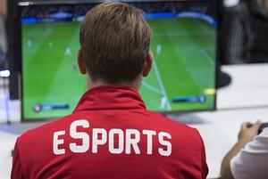 Das E-Sport-Projekt der Sportjugend Nordrhein-Westfalen soll auch Erkenntnisse für die Zukunft liefern. Foto: picture-alliance