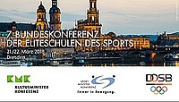 Die 7. Bundeskonferenz der Elitenschulen des Sports tagte in Dresden. Foto: picture-alliance