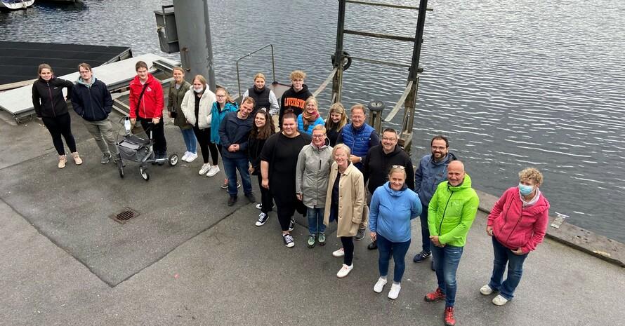 Aktionstag im Yachtclub Möhnesee, Quelle: YCM