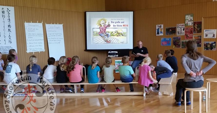 ZKidz – Zanshin Kidz sind clever und mutig! Foto: Karate Verein Zanshin-Siegerland e.V.