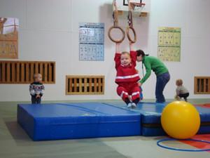 Der Kindergartensport Hoppegarten bewirbt sich als Initiative des Monats Februar. Foto: Mission Olympic
