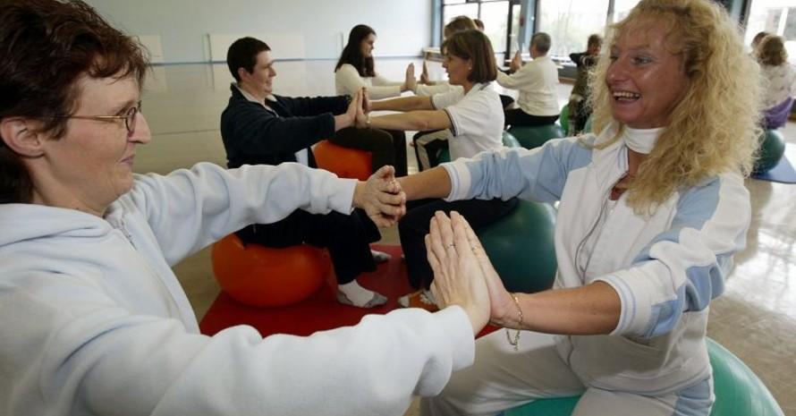 Die Frauensportaktionswochen starten am 29. Mai. Copyright: picture-alliance