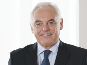 Walter Schneeloch war Gast im Sportausschuss des Deutschen Bundestages. Foto: DOSB