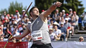 Bernhard Seifert verzichtete zugunsten von Julian Weber auf den Start in Doha. Foto: picture-alliance