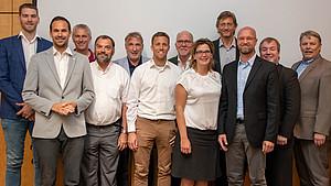Der deutsche Volleyball hat die Weichen für die Zukunft gestellt Foto: DVV