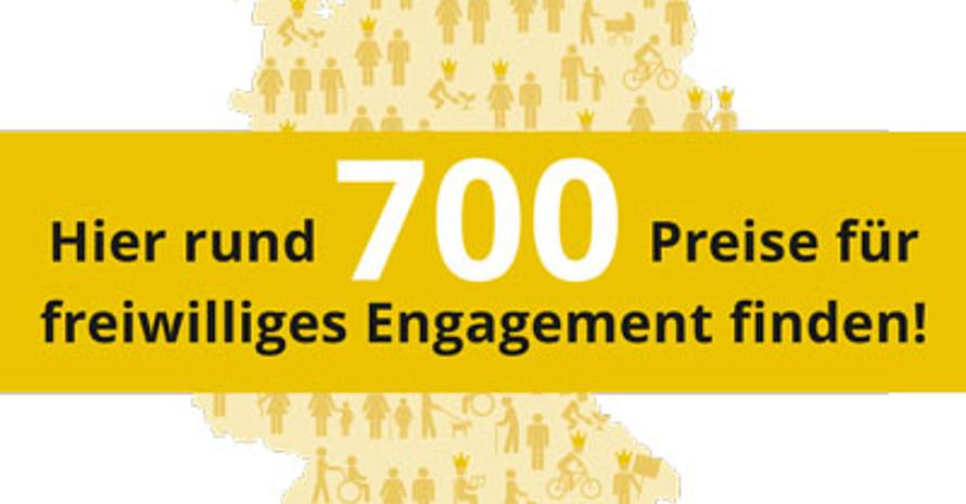 Grafik: Deutscher Engagementpreis