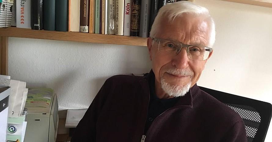 Prof. Dietrich Quanz hat am 10. April 2017 sein 80. Lebensjahr vollendet. Foto: privat