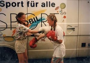 Foto: Archiv Integration durch Sport Sachsen
