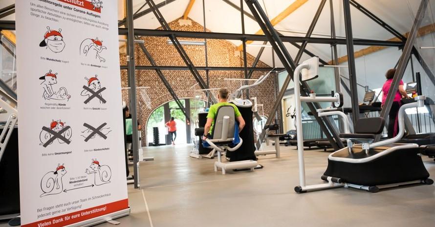Während in Hessen bereits im Fitness-Studio trainiert werden darf, müssen sich Sportler*innen in anderen Bundesländern weiter gedulden. Foto: LSB NRW