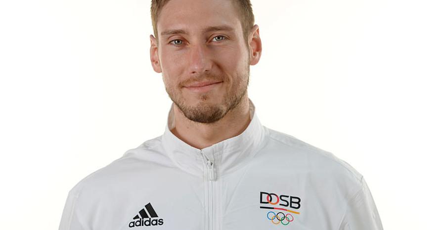 Fechter Max hartung ist der Präsident von Athleten Deutschland. Foto: picture-alliance