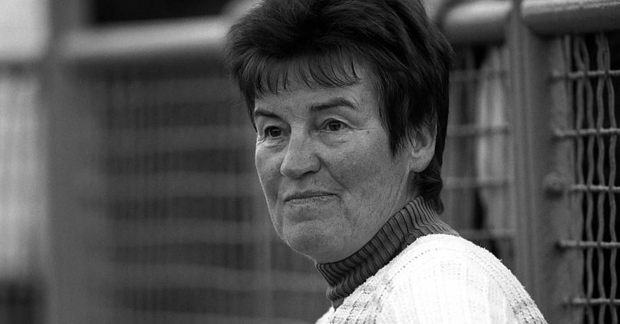 Hürden-Olympiasiegerin Karin Balzer verstarb am 17.12.2019 im Alter von 81 Jahren. Foto: Imago