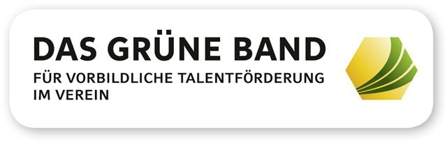 CB Gruenes Band Logo