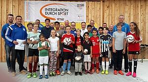 IDS-Stützpunkt SV Hofkirchen. Foto: SV Hofkirchen