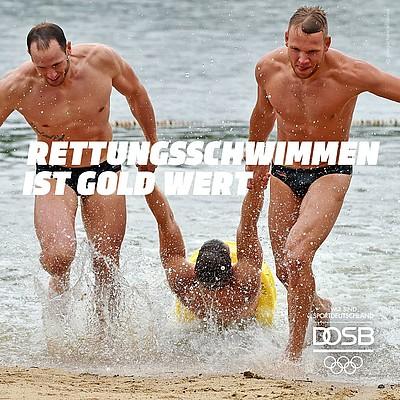 WM Rettungsschwimmen in Adelaide/Australien