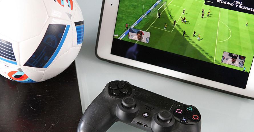 Der DOSB und seine Mitgliedsorganisationen unterscheiden virtuelle Sportarten und eGaming. Foto: picture-alliance
