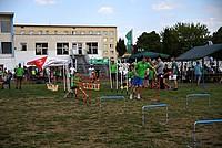 Das Olympische Sommerfest gehört zu den Jahreshöhepunkten im Vereinsleben des SV Halle. (Quelle: Bernd Hammelmann / SV Halle)