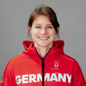Britta Heidemann, Mitglied der Athletenkommission Foto: picture-alliance