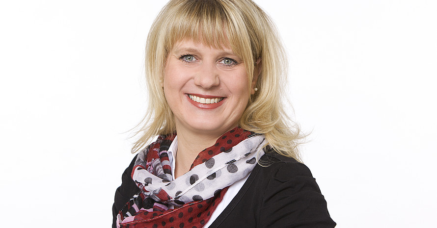 Portraitfoto von Kim Früh