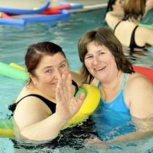 Frauenschwimmtage sind ein Weg zu mehr Teilhabe. Foto: Andrea Bowinkelmann, LSB NRW
