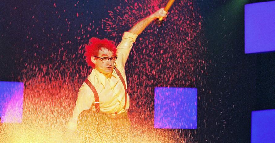 Gymmotion bietet ein Feuerwerk an spektakulären Farben, Formen und Bewegungen. Foto: DTB
