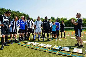 Viele Sportvereine in Deutschland engagieren sich für die Integration von zufluchtsuchenden Menschen.