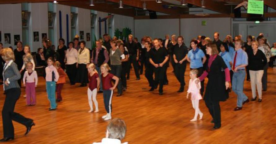 Viele Vereine beteiligen sich am Tag des Tanzens. Foto: DTV