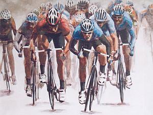 """Der Sieger des nationalen Kunstwettbewerbs: """"Sprint"""" von Axel Gercke. Foto: DOA"""