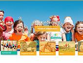 Die dsj bündelt Informationen und bundesweite Kontakte für Bewegung, Spiel und Sport von Kindern. Quelle: www.dsj.de/kinderwelt
